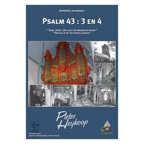 Psalm 43 - Pieter Heykoop