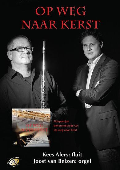 Sheet Music for CD Op Weg Naar Kerst