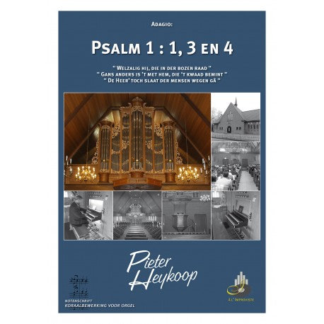 Psalm 1 - Pieter Heykoop
