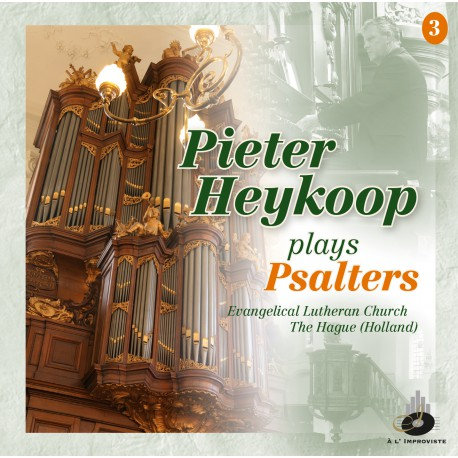 Pieter Heykoop Plays Psalters CD 3