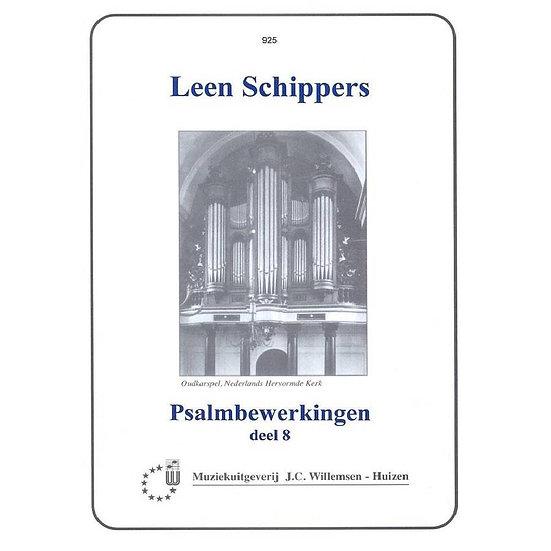 Leen Schippers - 18 Psalmbewerkingen Book 8
