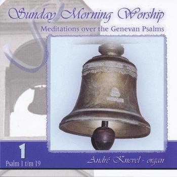 Andre Knevel - Welzalig Hij Die In Der Bozen Raad - Psalms 1 - 19 - CD 1
