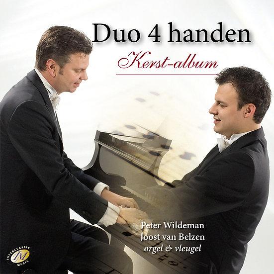 Duo 4 Handen - Kerst Album