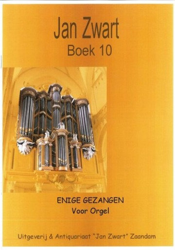 Book 10 - Jan Zwart