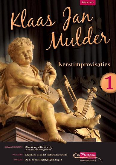Christmas Book 1 - Klaas Jan Mulder