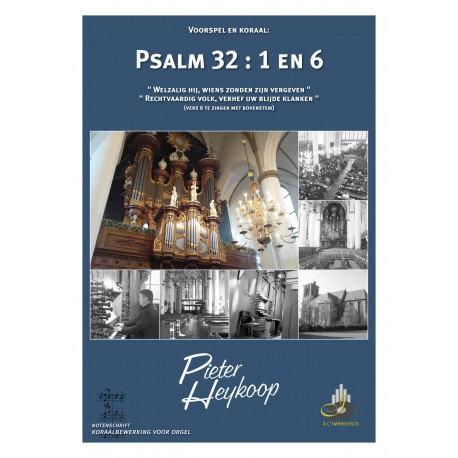 Psalm 32 - Pieter Heykoop