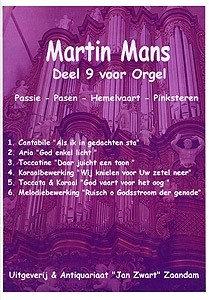 Passie, Pasen, Hemelvaart & Pinksteren Book 9 - Martin Mans
