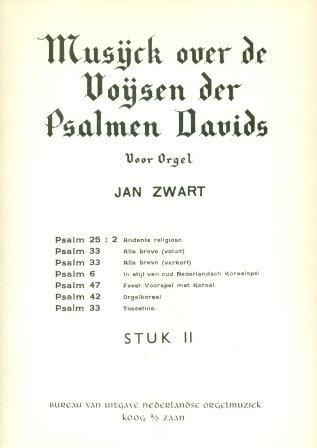 Stuk 2 - Jan Zwart