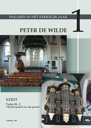 Psalm 98 : 2 (Christmas) - Peter De Wilde