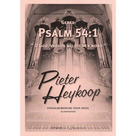 Psalm 54 - Pieter Heykoop