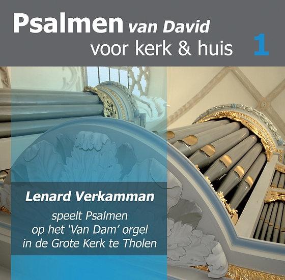 Lenard Verkamman - Psalmen Voor Kerk & Huis 1