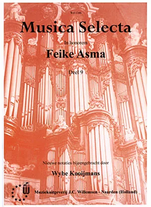 Feike Asma - Musica Selecta Book 9