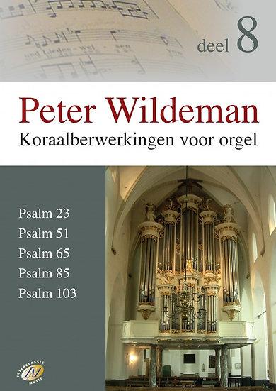 Koraalberwerkingen 8 - Peter Wildeman
