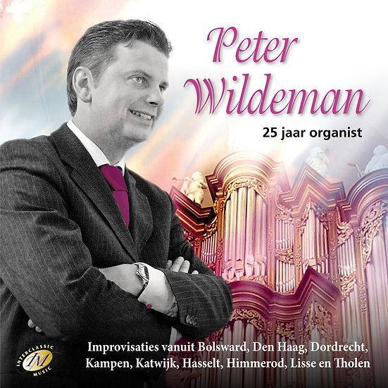 25 Jaar Organist - Peter Wildeman