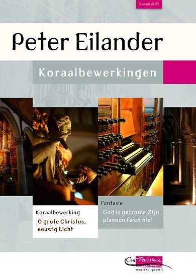Koraalbewerkingen - Peter Eilander