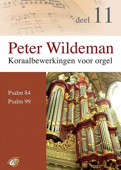 Koraalberwerkingen 11 - Peter Wildeman