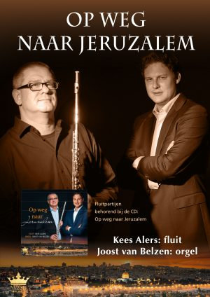 Sheet Music for CD Op Weg Naar Jeruzalem