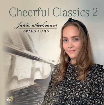 Cheerful Classics CD 2 - Julita Steehouwer