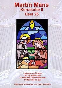 Kerstsuite Book 25 - Martin Mans