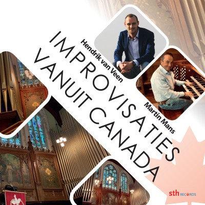 Improvisations from Canada - Martin Mans & Hendrik Van Veen