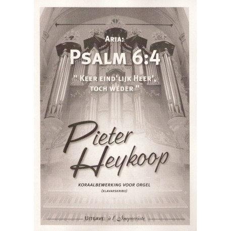 Psalm 6 - Pieter Heykoop