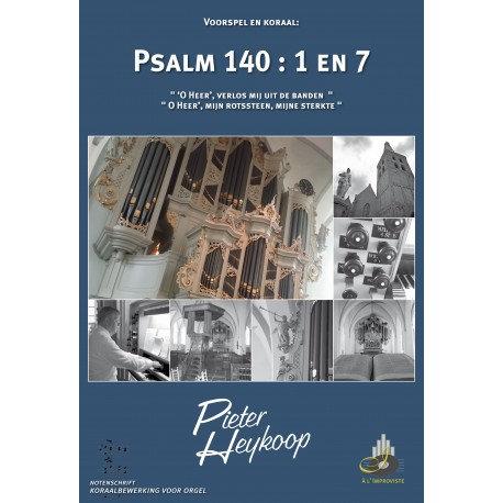 Psalm 140 - Pieter Heykoop
