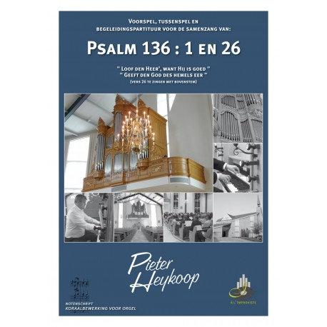 Psalm 136 - Pieter Heykoop