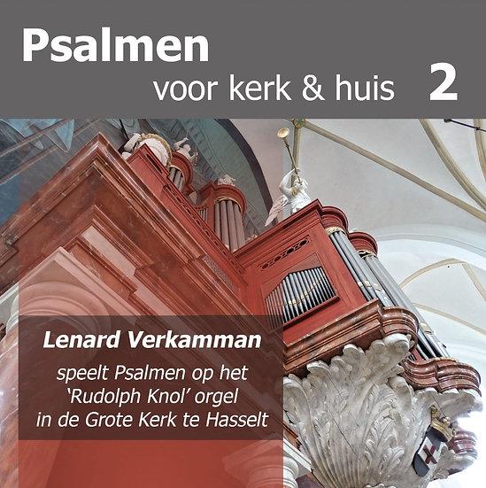 Lenard Verkamman - Psalmen Voor Kerk & Huis 2