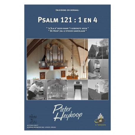 Psalm 121 - Pieter Heykoop