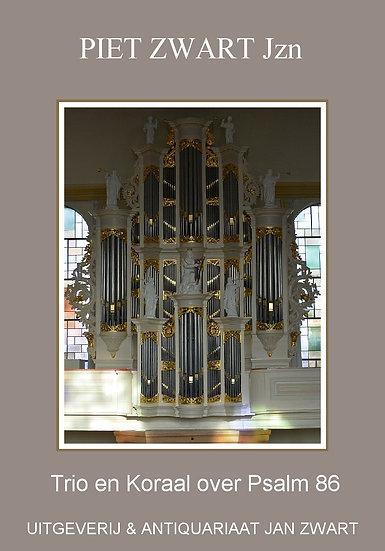 Psalm 86 - Piet Zwart Jzn