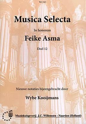 Feike Asma - Musica Selecta Book 12