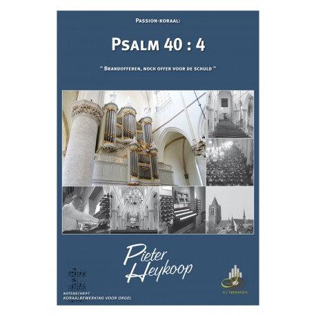 Psalm 40 - Pieter Heykoop