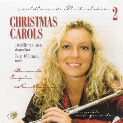 Christmas Melodies on the Flute 2 - Danielle Van Laar