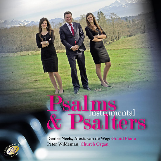 Instrumental Psalms & Psalters