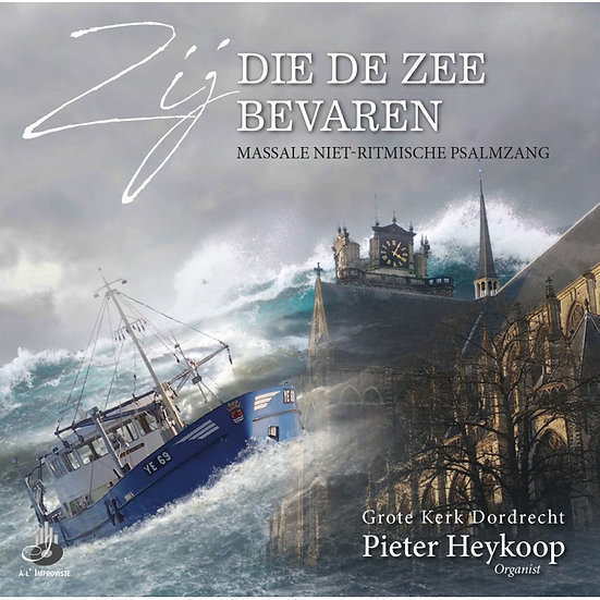 Zij, die de zee bevaren - Pieter Heykoop