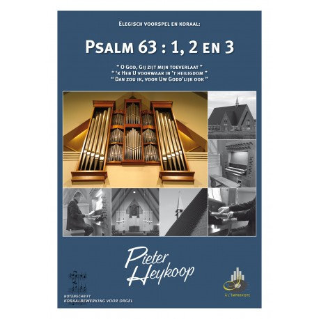 Psalm 63 - Pieter Heykoop
