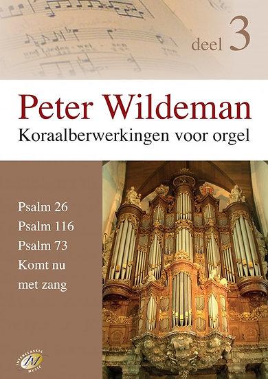 Koraalberwerkingen 3 - Peter Wildeman