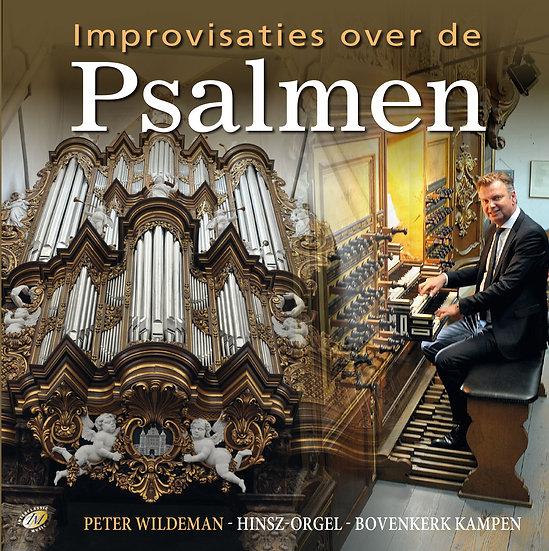 Improvisaties Over De Psalmen - Peter Wildeman