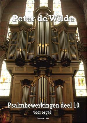 Psalmbewerkingen Book 10 - Peter De Wilde