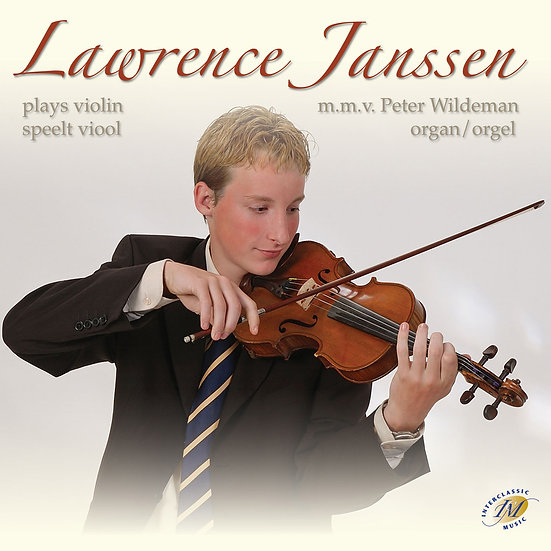 Lawrence Janssen Plays Violen