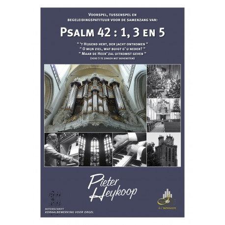 Psalm 42- Pieter Heykoop