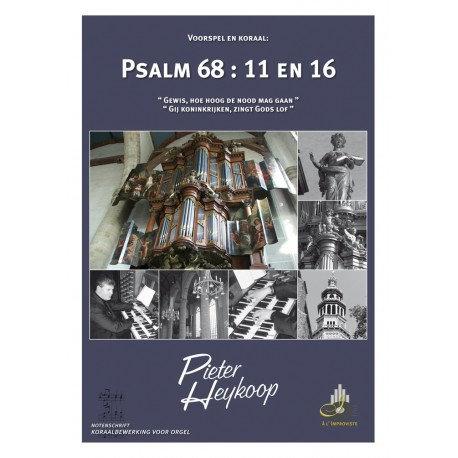 Psalm 68 - Pieter Heykoop