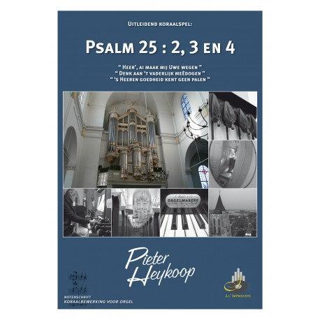 Psalm 25 - Pieter Heykoop