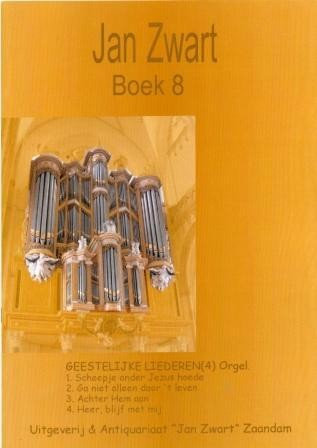 Book 8 - Jan Zwart