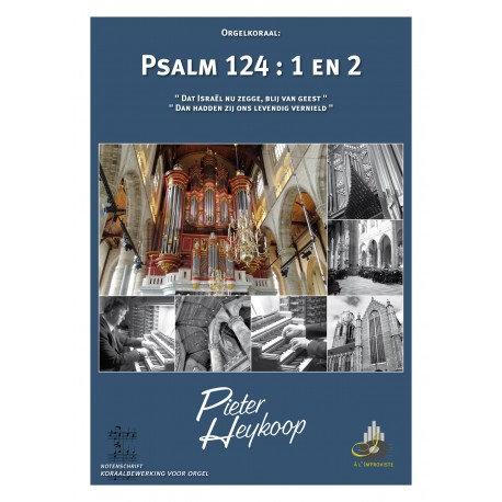 Psalm 124 - Pieter Heykoop