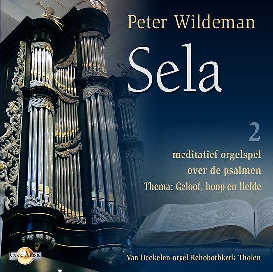 Sela CD 2 - Peter Wildeman
