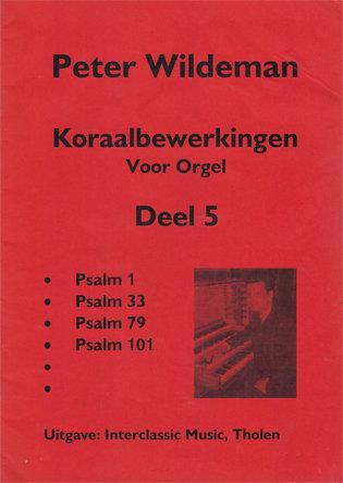 Koraalberwerkingen 5 - Peter Wildeman