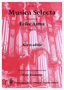Feike Asma - Musica Selecta Book 2 Kerst