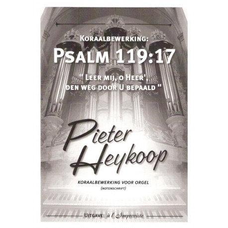 Psalm 119 - Pieter Heykoop