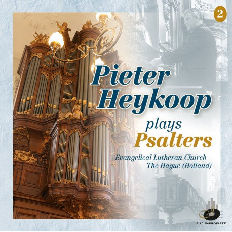Pieter Heykoop Plays Psalters CD 2